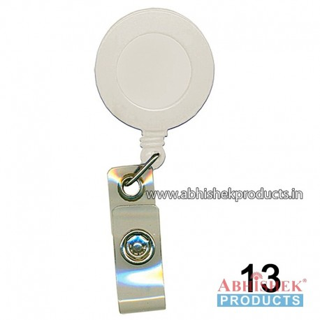 Nylon White yoyo (No 13)