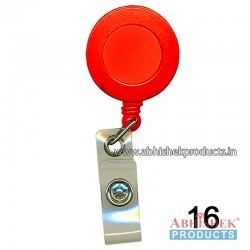 Nylon Red yoyo (No 16)