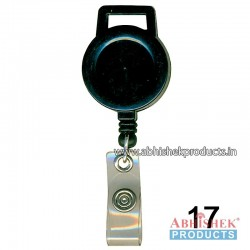 Nylon Black yoyo (No 17)