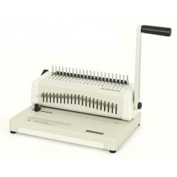 C200A Comb Binding Machine