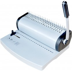 S615 Comb Binding Machine