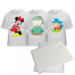 Sublimation Paper For T-Shirt(Velvet)
