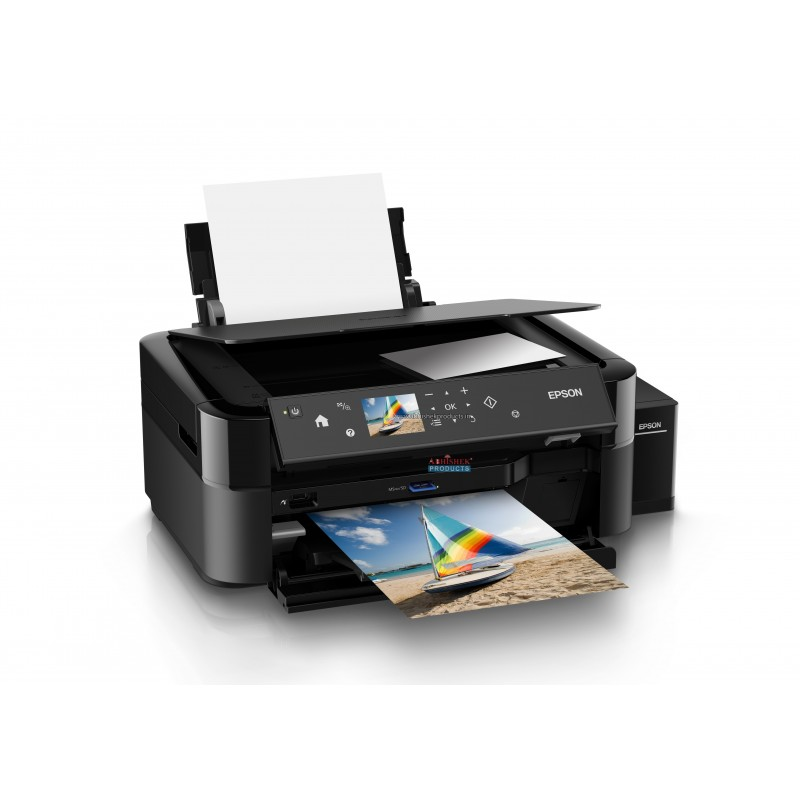Epson L850 Id Card Printer Software And Tray