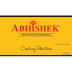 Abhishek id card software maker preview
