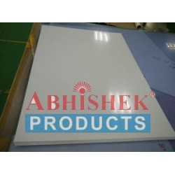 20X40 0.25 MM TRANSPARENT PVC RIGID SHEET (GLOSSY/GLOSSY)