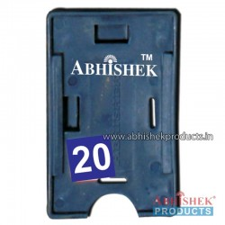 54X86 Mm Both Blue Holder (No 20)