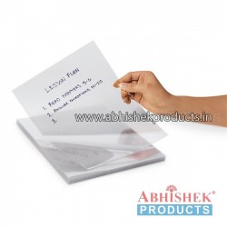 A4 100 MIC TRANSPARENT OHP SHEET (GLOSSY/GLOSSY)