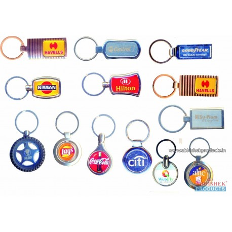 Complete Key Chain Collection