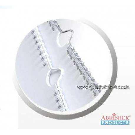 NYLON COATED calendar rod HANGERS FOR WALL CALENDARS - DBIND by sk graphics