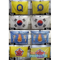 sublimation flags