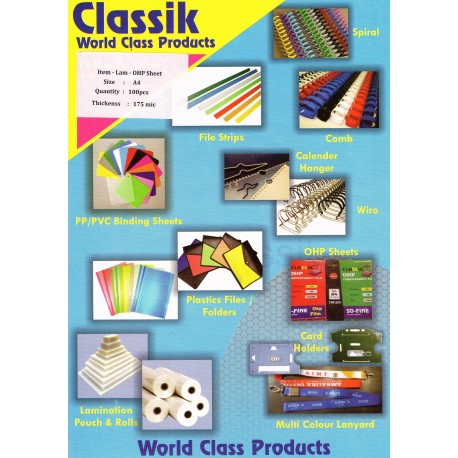 Classik World Class Products