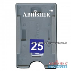 54X86 Mm Both Grey Holder (No 25)