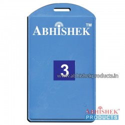 54X86 Mm Vertical Light Blue Holder (No 3)