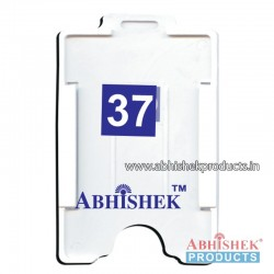 54X86 Mm Vertical White Holder (No 37)