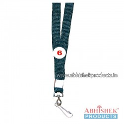 Military Green Sleeve Tags and landyard (T6)