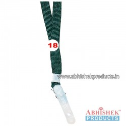 Military Green Sleeve Tags and landyard (T18)