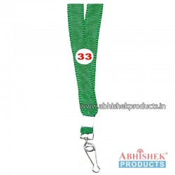 Parrot Green Flat Tags and landyard (T33)