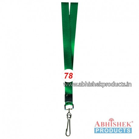 Military Green Shine Tags and landyard (T78)