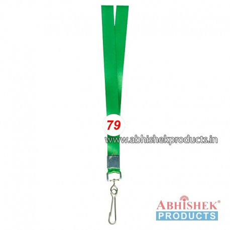Parrot Green Shine Tags and landyard (T79)