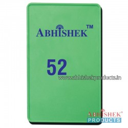 54X86 Mm Vertical Green Holder (No 52)