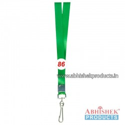 Parrot Green Shine Tags and landyard (T86)