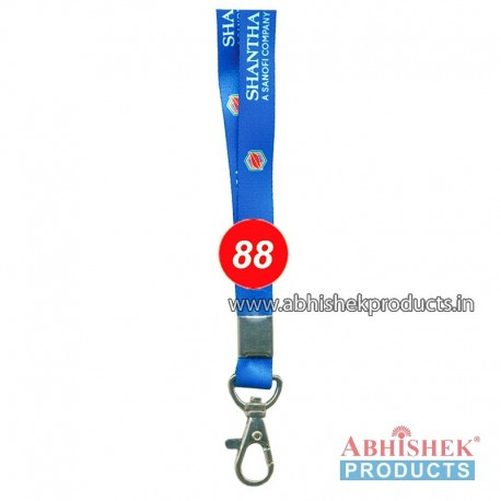 Multi Colour Multi Colour Tags and landyard (T88)
