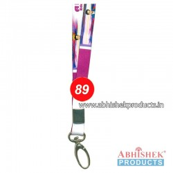 Multi Colour Multi Colour Tags and landyard (T89)