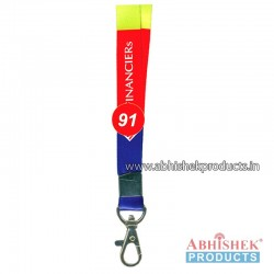 Multi Colour Multi Colour Tags and landyard (T91)