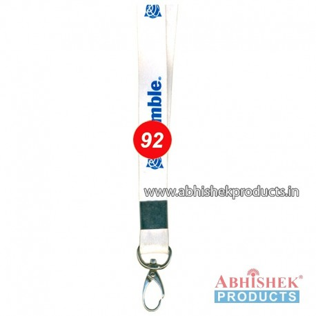 Multi Colour Multi Colour Tags and landyard (T92)