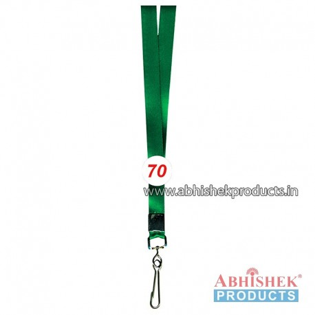 Military Green Shine Tags and landyard (T70)