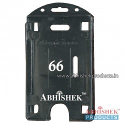 54X86 Mm Vertical Black Holder (No 66)