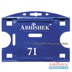 54X86 Mm Horizontal Dark Blue Holder (No 71)