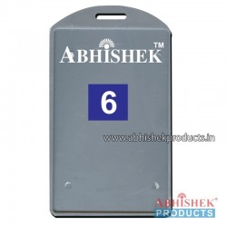 54X86 Mm Vertical Grey Holder (No 6)