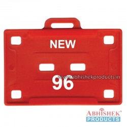 54X86 Mm Horizontal Red Holder (No 96)