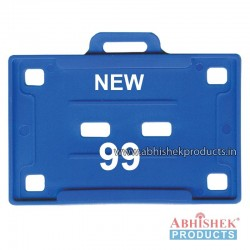54X86 Mm Horizontal Blue Holder (No 99)