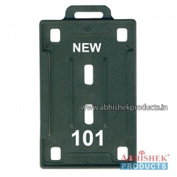 54X86 Mm Vertical Black Holder (No 101)