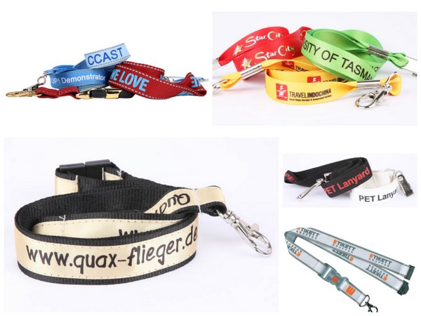 print highly branded tags and lanyards for schools, colleges and business