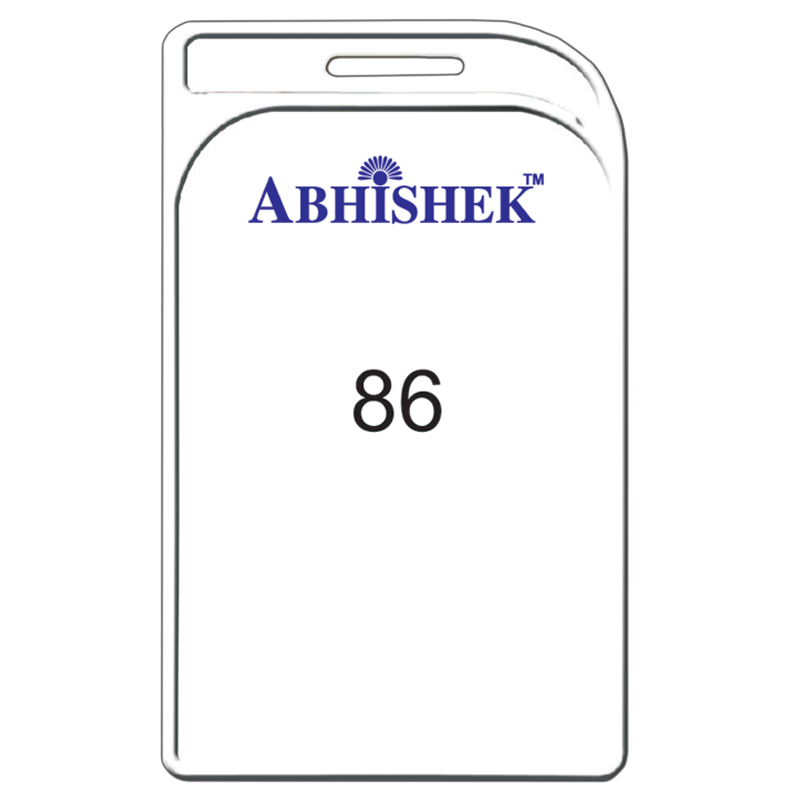 48x72 id card Double Side Pasting Holder Rs 2/-